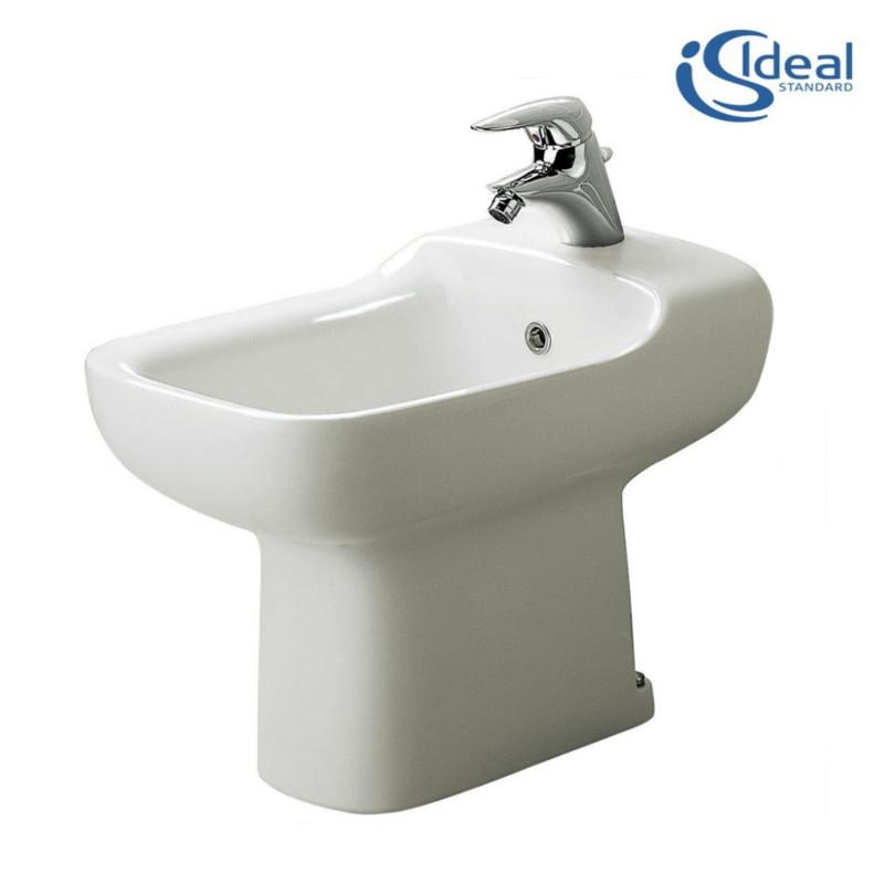 Bidet ideal standard 3 fori conca bianco for Ideal standard conca prezzo