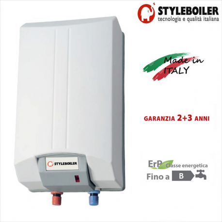 SCALDABAGNO STYLEBOILER PONY 10L - 5A SOTTOLAVELLO