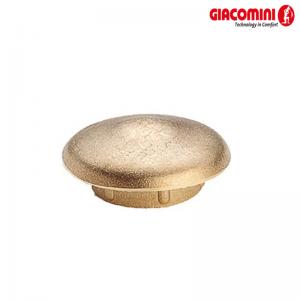 """Funghetto Di Sfiato Giacomini In Ottone Da 1"""" Per Serbatoio Gasolio Art.n15y005"""