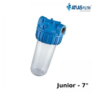 Contenitore Filtro Junior Trasp 3p Afo Sx As 3/4