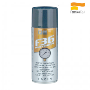F36 Rilevatore Fughe Gas Faren Spray 400 Ml