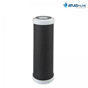 Cartuccia Filtro Atlas Con Carboni Attivi Estrusi 10 Pollici Ca 10 Se Sx  0,3 Mcr Per Contenitore Senior