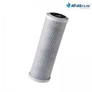 Cartuccia Filtro Atlas Con Carboni Attivi Estrusi 10 Pollici Matrikx Cto 5 Mcr Per Contenitore Senior