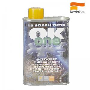 Sciogli Silicone Ok One