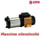 POMPA ESPA AUTODESCANTE ASPRI 15 4 HP 0,75
