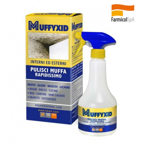 MUFFYCID ELIMINA MUFFA 500 ML SPRAY