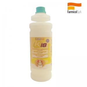 K 18 Lavapavimenti Igenizzante Ph Neutro Faren 1l