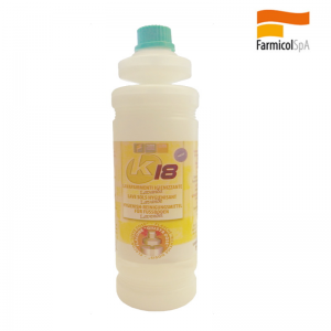 K18 Lavapavimenti Igenizzante Ph Neutro Faren 1l