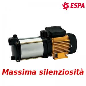 Pompa Espa Modello Prisma 25/4 Da 1,25 Cavalli Per Acque Pulite, Irrigazione E Pressurazione Ad Alte Prestazioni