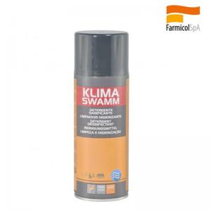 Detergente Spray Faren Per Filtri Condizionatori Klima Swamm 400ml