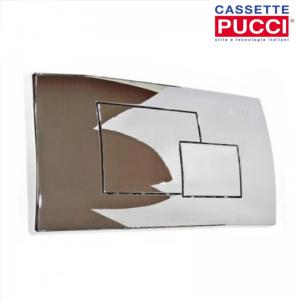 PLACCA PUCCI ECO CROMATA 80005412
