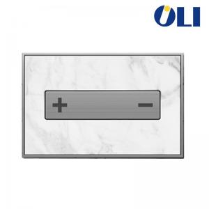 Placca Oli Oceania Mia Personalizzabile Abinabile Alle Cassette Oli74 Plus Meccanica.