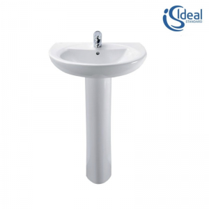 LAVABO IDEAL STANDARD LISA 50/60/65 CM CON COLONNA