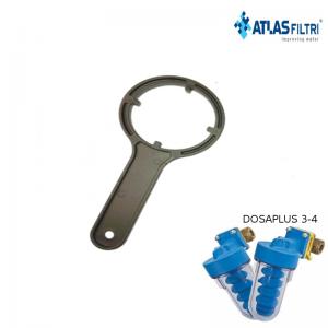 Chiave Atlas Per Dosatore Polifosfati Dosaplus 3 E 4. Cod.re7403009