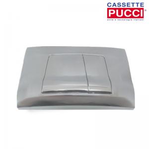PLACCA PUCCI ECO CROMATA 80005712