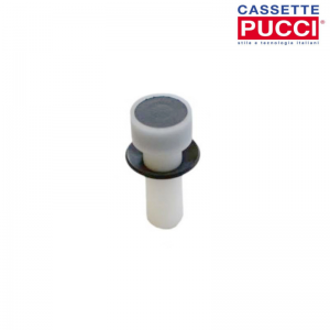 Pistoncino Pucci Di Ricambio Per Galleggiante Sara/eco Con Guarnizione 10x5mm. Cod.80006555