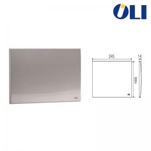 Placca Di Ispezione Oli In Abs Bianco Per Cassette A Incasso Cod. 604901