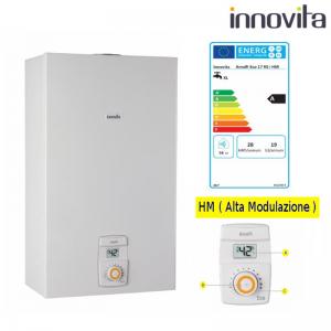 Scaldabagno Innovita Amalfi Eco 17 L Rs I Hm (alta Modulazione) Gpl O Gas Metano A Camera Stagna