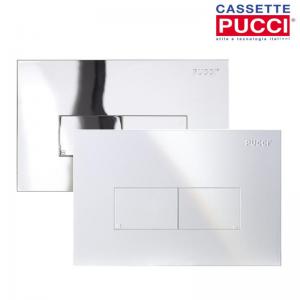 Placca Di Comando Per Cassetta Eco Linea 4,7mm Originale Pucci