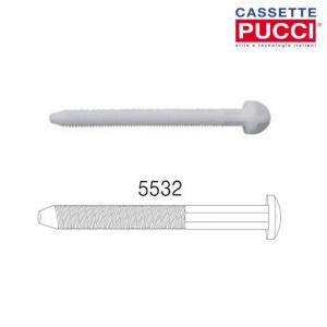 VITI DI REGISTRO PUCCI PER CASSETTE SARA ECO 5532