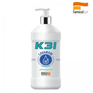 K 31 Faren Sapone Antibatterico Igenizzante Da 0,5 Litri Cod. 288500