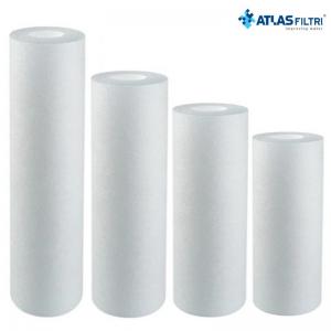 Cartuccia Filtro Atlas Cpp Sx Setto Filtrante In Microfibre Di Polipropilene Agglomerate