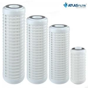 Cartuccia Filtro Atlas Rl Sx Setto Filtrante In Rete Lavabile Filtrante Tubolare In Poliestere