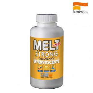 Melt Strong Disgorgante In Polvere Effervescente Faren Barattolo 600 Gr