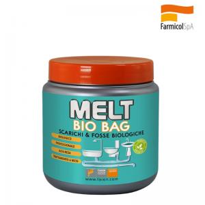 Melt Bio Bag Disgorgante Concentrato Faren 6 Bustine 50 Gr Cad. Barattolo 300 Gr