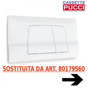 Placca Di Comando Per Cassetta Eco Originale Pucci (sostituisce Art. 80005710)