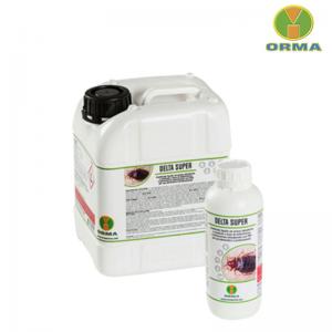 """Insetticida Liquido Professionale """"delta Super"""" Concentrato Deltametrina 2,5% , Tetrametrina 3%, Pbo 6%"""