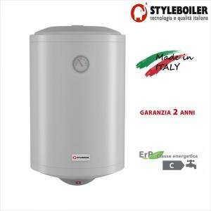 Scaldabagno Elettrico Rapido Styleboiler Serie Pony 50 Litri Con 2 Anni O 5 Anni Di Garanzia